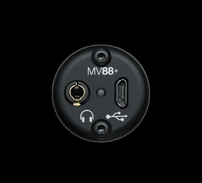 MV88+ VIDEO KIT - Set Microfon Digital Stereo pentru iOS/Android [4]