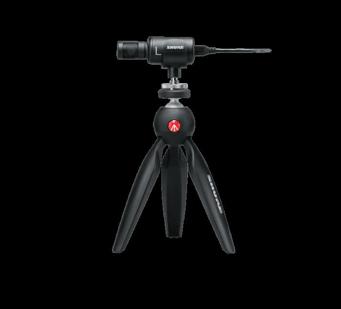 MV88+ VIDEO KIT - Set Microfon Digital Stereo pentru iOS/Android [1]