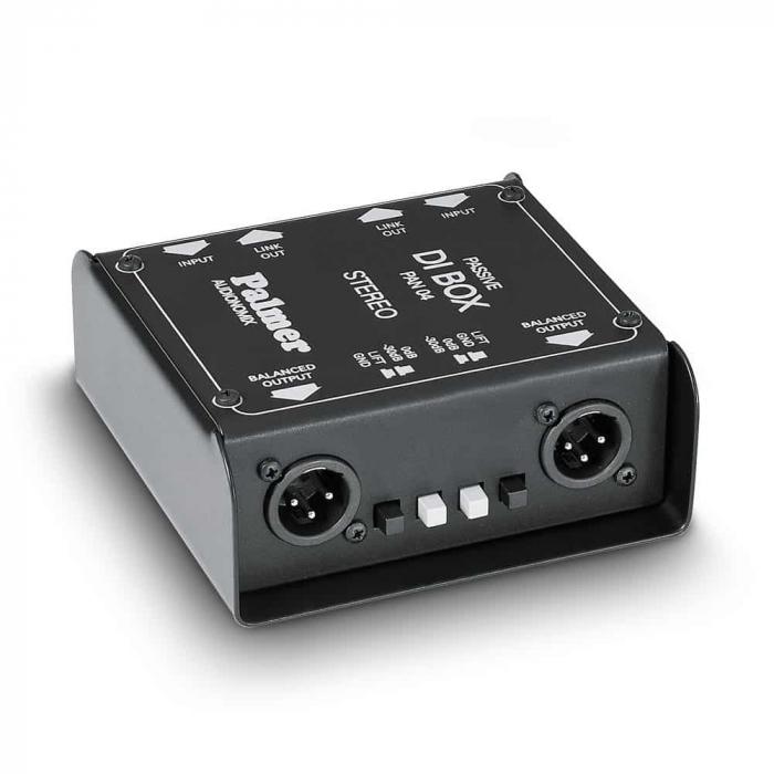 PAN 04 - DI Box Stereo Pasiv [1]