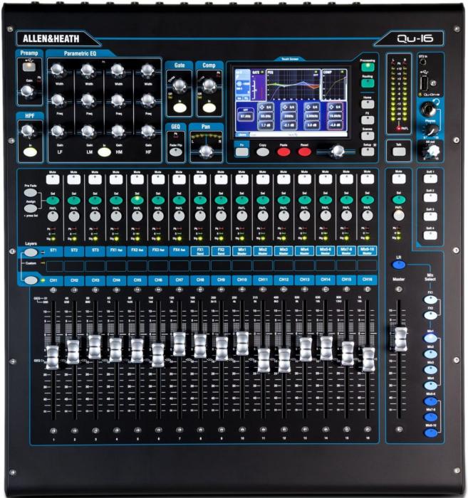 QU-16 - Mixer digital [2]