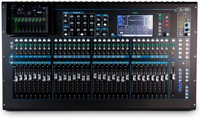 QU-32 - Mixer digital [1]