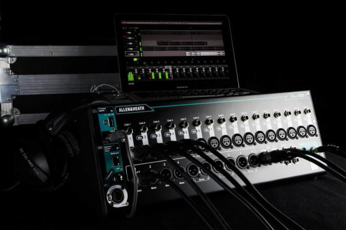 QU-SB - Mixer digital [6]
