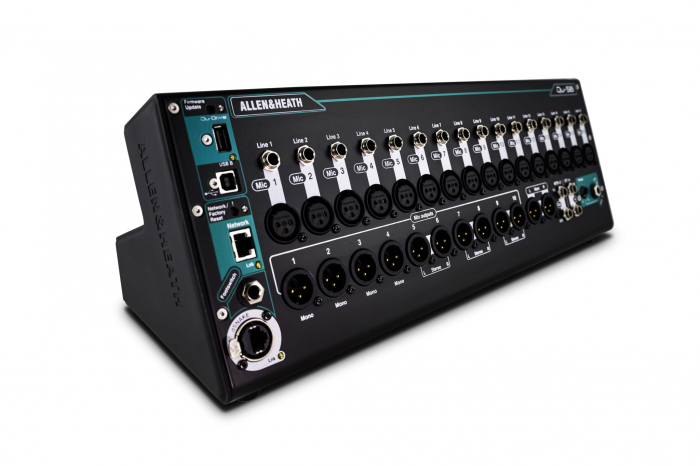 QU-SB - Mixer digital [1]