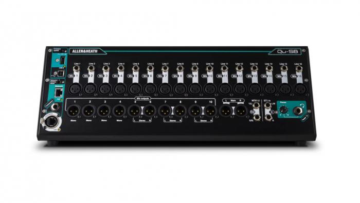 QU-SB - Mixer digital [0]