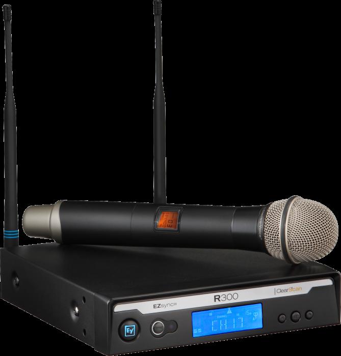 R300 HD - Sisteme wireless [1]