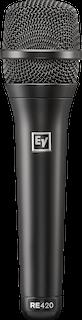 RE420 - Microfon pentru live [4]