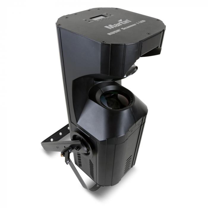 RUSH Scanner 1 LED - Proiector tip Scanner [3]