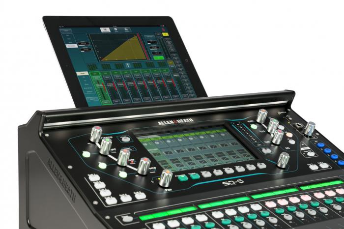 SQ5 - Mixer digital [3]