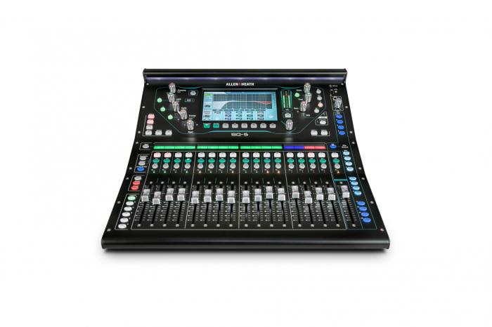 SQ5 - Mixer digital [0]
