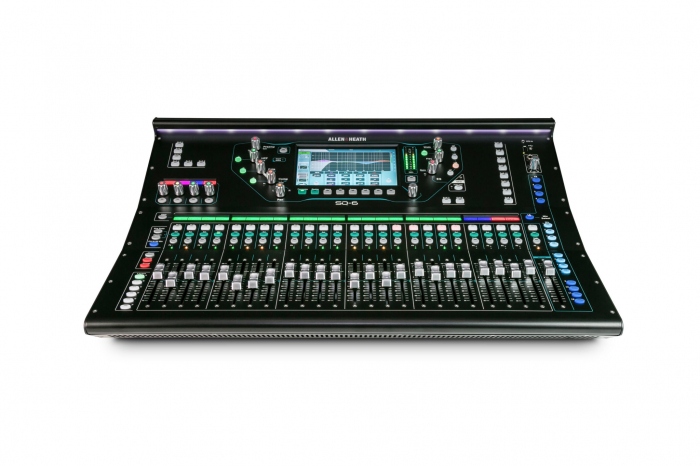 SQ6 - Mixer digital [0]