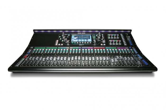 SQ7 - Mixer digital [0]