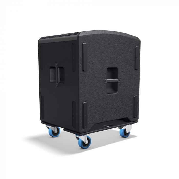 STINGER SUB 18 G3 CB - Placa de transport cu roti pentru subwoofer [2]