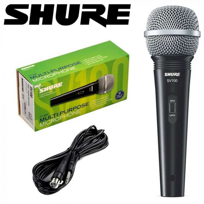SV100 - Microfon pentru live [1]