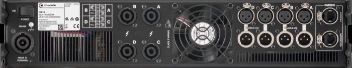 TGX10 DSP - Amplificator de putere [4]