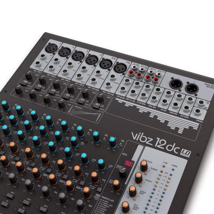 VIBZ 12 DC - Mixer analogic [5]