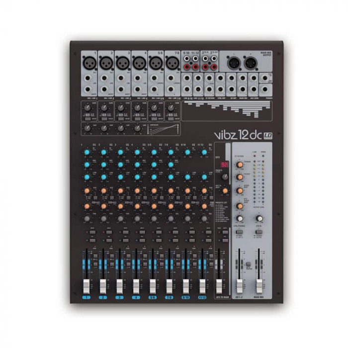 VIBZ 12 DC - Mixer analogic [1]