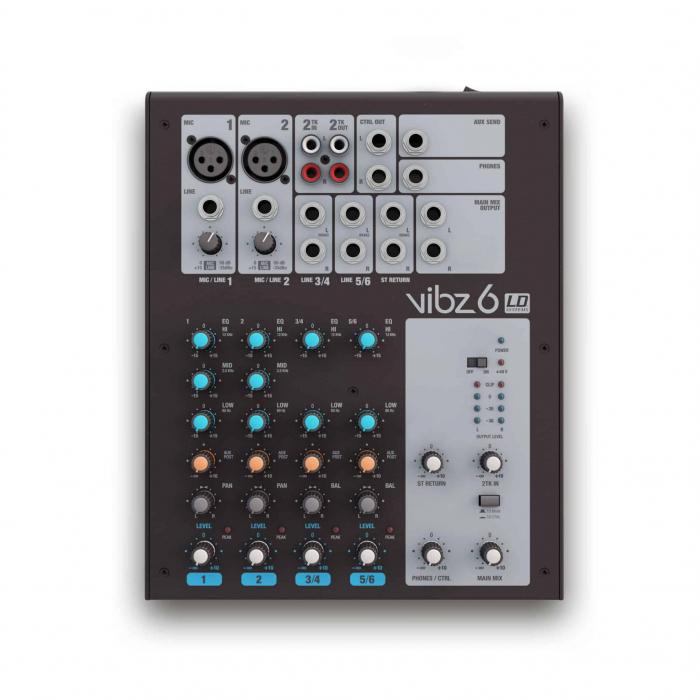 VIBZ 6 - Mixer analogic [1]