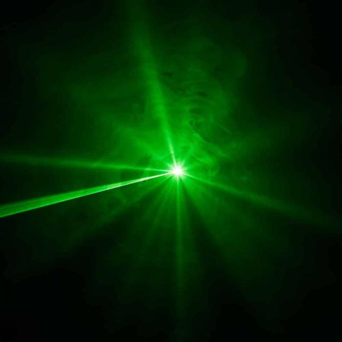 WOOKIE 200 RGY - Proiector Efecte tip Laser 200mW RGY [8]