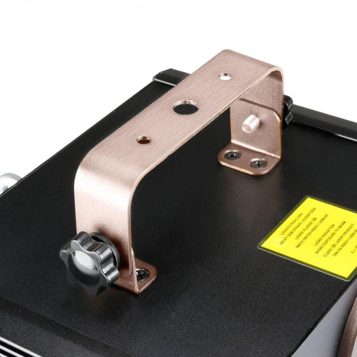 WOOKIE 200 RGY - Proiector Efecte tip Laser 200mW RGY [6]