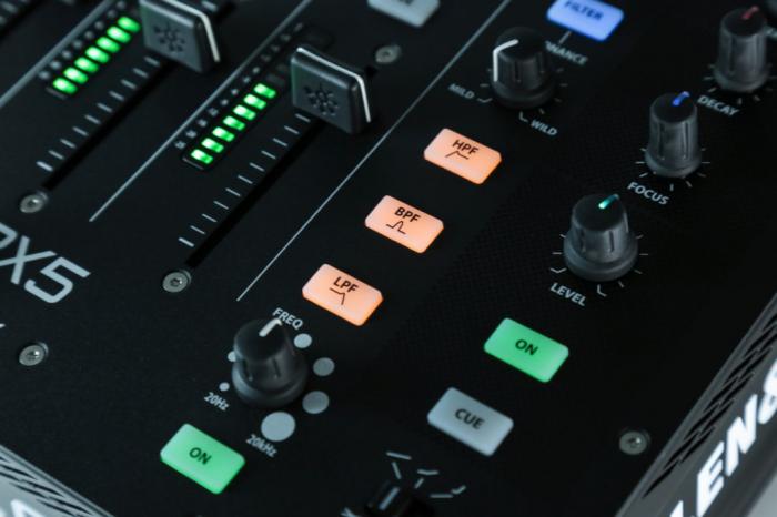 XONE:PX5 - Mixer pentru DJ [10]