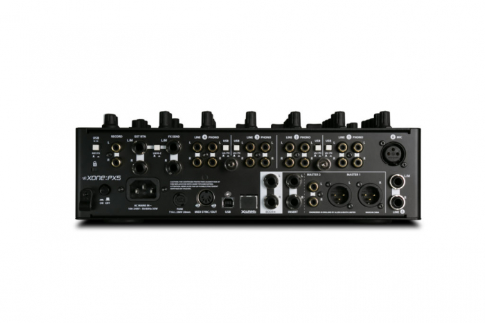 XONE:PX5 - Mixer pentru DJ [2]