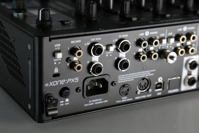 XONE:PX5 - Mixer pentru DJ [7]