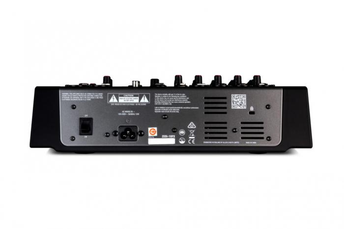 ZEDi10FX - Mixer analogic compact [2]