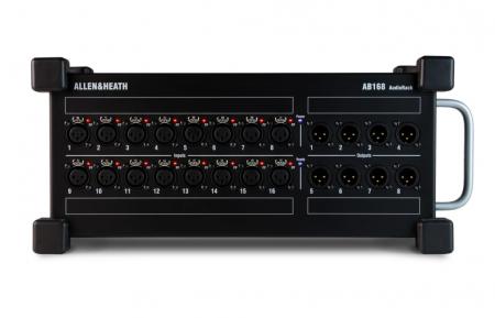 AB168 - Audio Rack pentru mixerele Qu & GLD [1]
