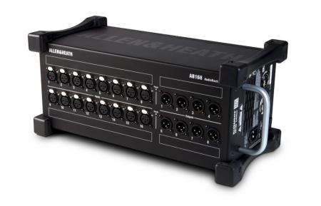 AB168 - Audio Rack pentru mixerele Qu & GLD [0]