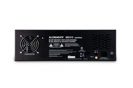 AR2412 - Audio Rack pentru mixerele Qu & GLD [2]