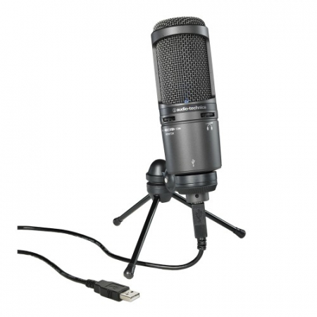 AT2020USB+ - Microfon de studio/live [3]