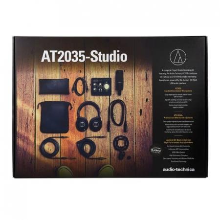 AT2035-Studio - Pachet complet pentru studio cu microfon, casti si interfata audio [13]