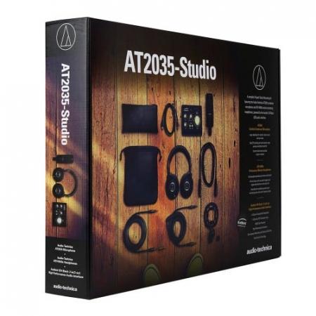 AT2035-Studio - Pachet complet pentru studio cu microfon, casti si interfata audio [15]