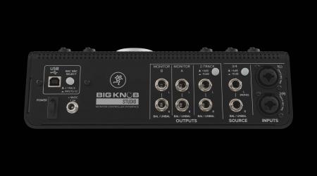 Big Knob Studio - Monitor Controller / Interfata Audio [5]