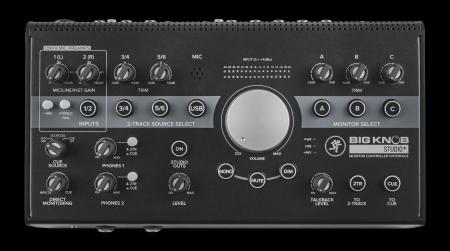 Big Knob Studio+ - Monitor Controller / Interfata Audio [2]