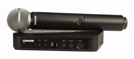 BLX24E/SM58 - Sistem wireless [0]