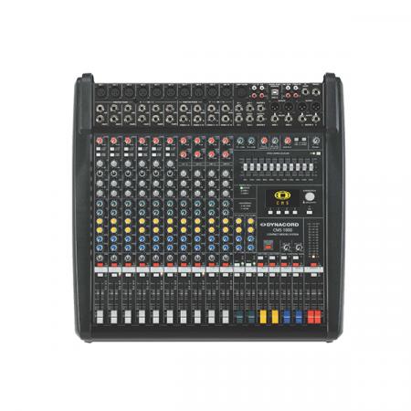 CMS 1000-3 - Mixer anaogic [0]