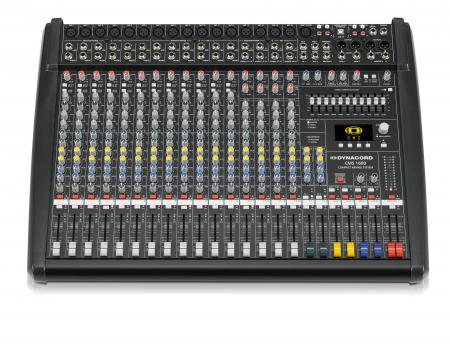 CMS 1600-3 - Mixer anaogic [1]