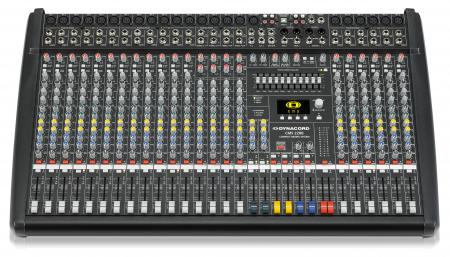 CMS 2200-3 - Mixer anaogic [1]