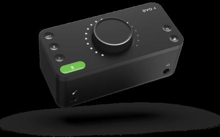 Pachet AT2020 cu stativ de masa, cablu microfon de 1m si interfata audio [11]
