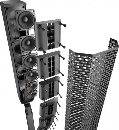 EVOLVE 30M BK - Sistem portabil tip coloana [2]