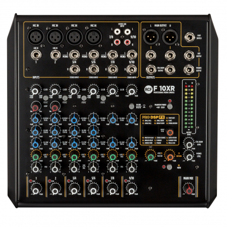 F 10XR - Mixer Analogic [5]