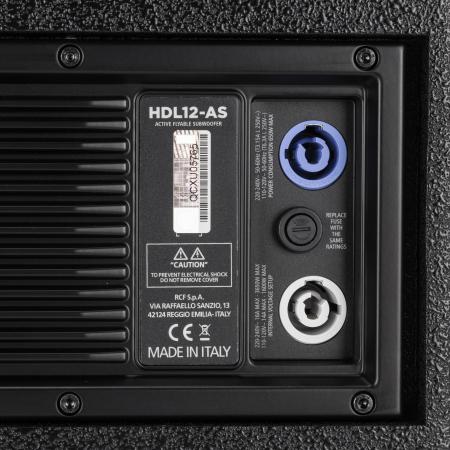 HDL 12-AS - Subwoofer Activ [3]