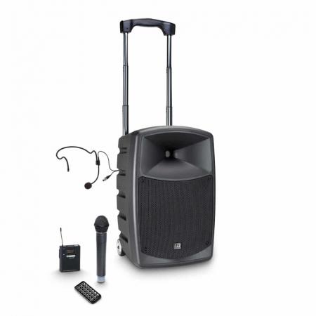 LDRBUD10HBH2B6 - Boxă portabilă cu Bluetooth și set de 2 microfoane wireless [0]