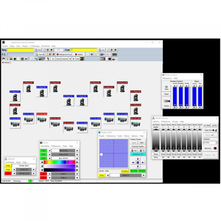 LightJockey - Controller de lumini pentru PC [2]