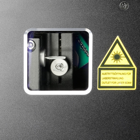 LUKE 1000 RGB - Proiector Efecte tip Laser 1000mW RGB [5]