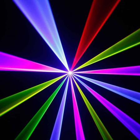 LUKE 1000 RGB - Proiector Efecte tip Laser 1000mW RGB [10]