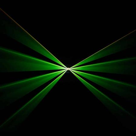 LUKE 1000 RGB - Proiector Efecte tip Laser 1000mW RGB [9]