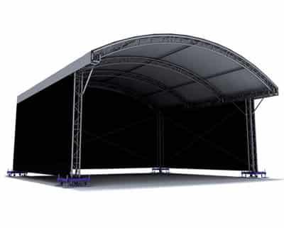 MR1 - Scena modulara 6x4m cu inaltime de 4,4m - 5,4m [0]