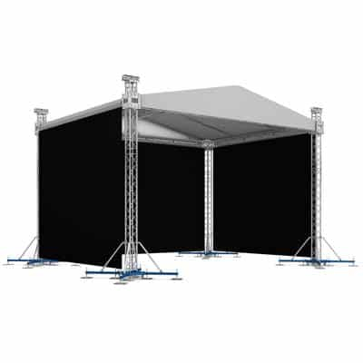MR2L - Scena modulara 8x6m cu inaltime de 5,2m [0]